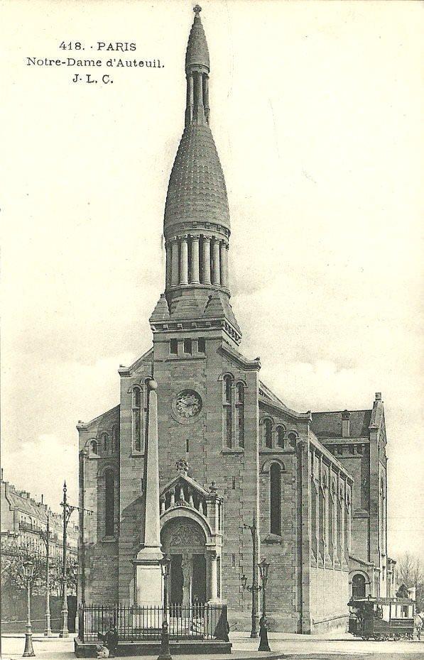 Notre Dame D\'Auteuil