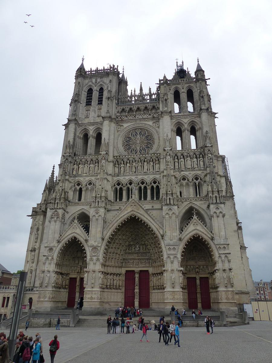 Amiens, la cathédrale
